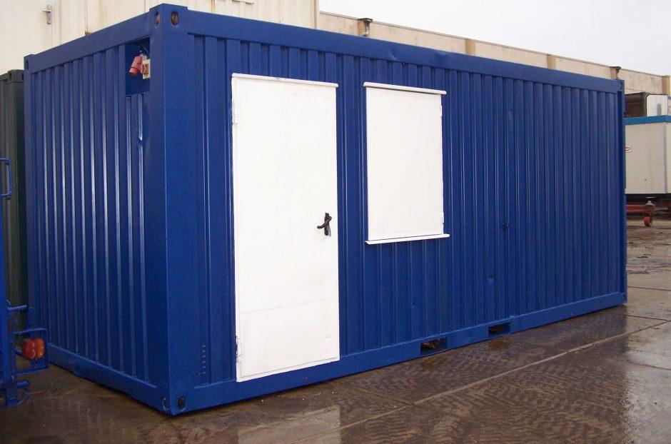 Combi container