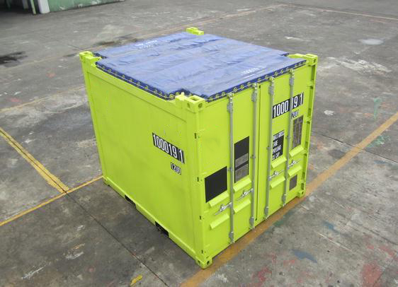 Open Top Offshore Container
