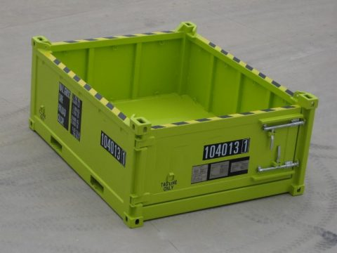 10ft half-height Offshore container ZL (1)
