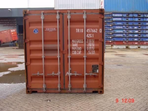 40ft zeecontainer