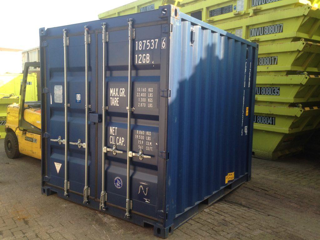 10 ft zeecontainer