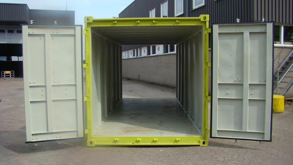 20ft Double Door offshore