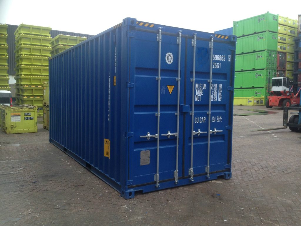 Highcube container