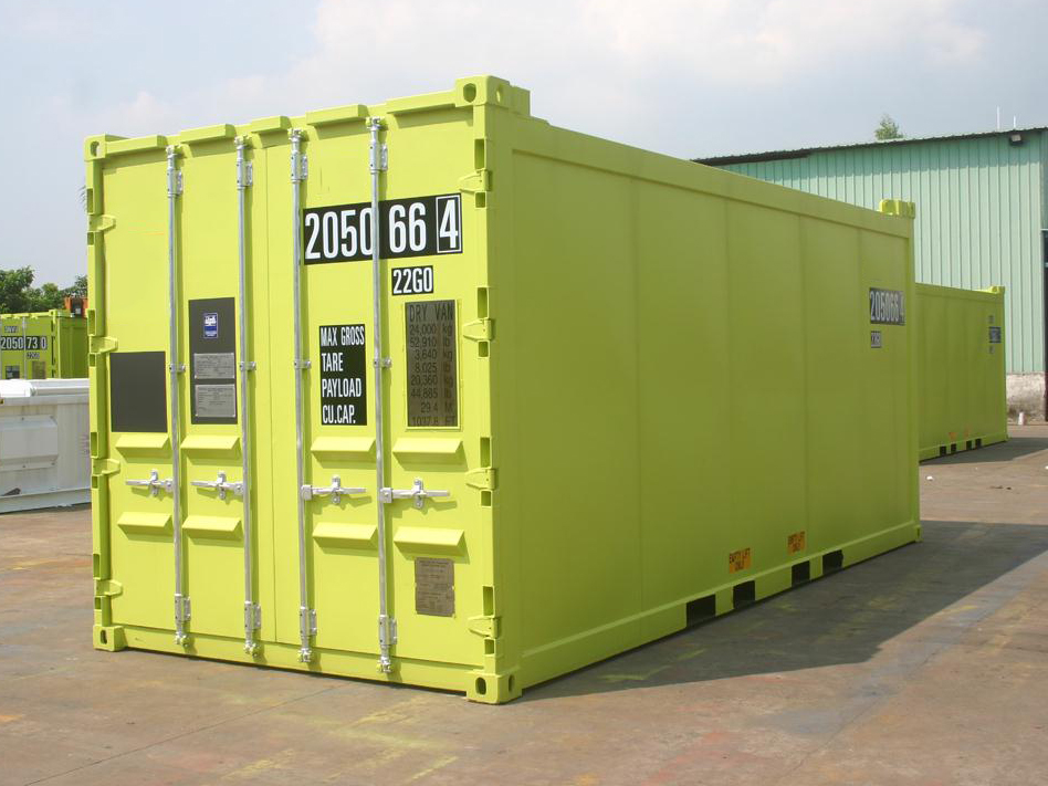 20ft Offshore container van KC Trading
