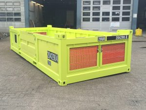 20ft Offshore Half Height Container