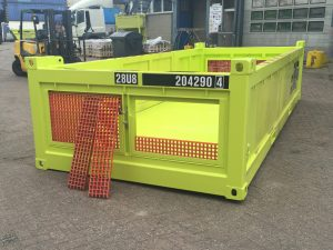 20ft Offshore Half Height Container van KC Trading