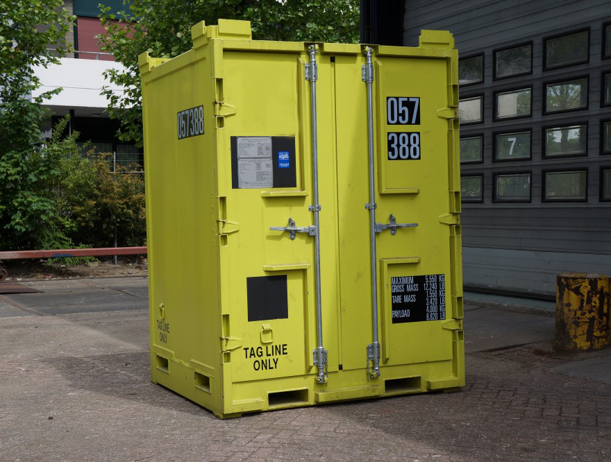5ft Offshore Mini Container ZL