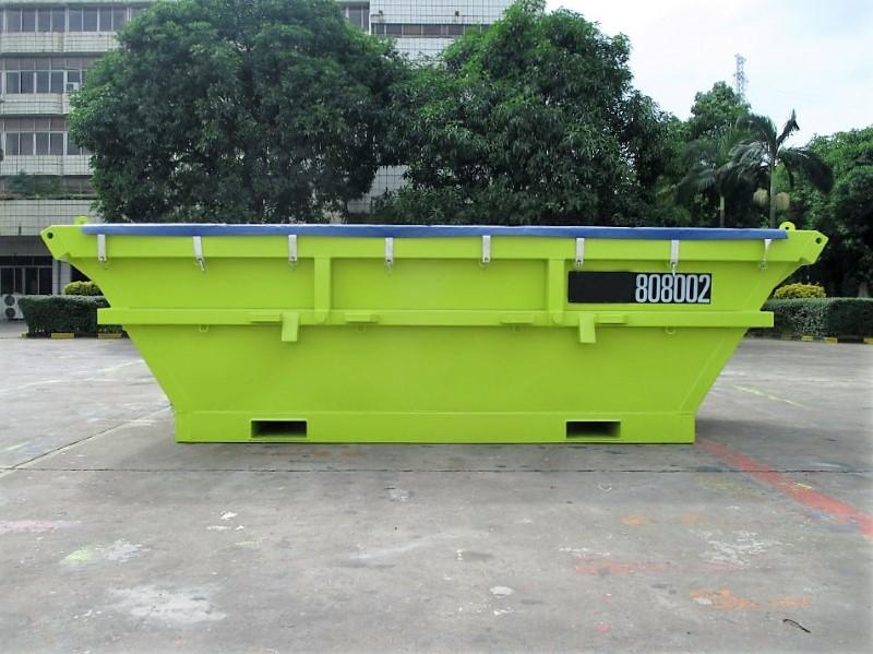 8m3 Offshore waste skip ZL