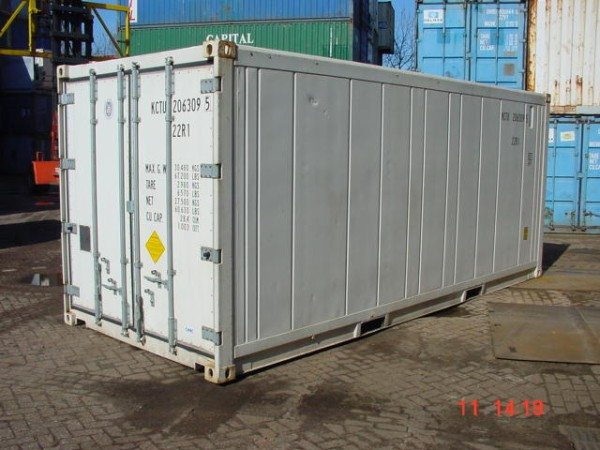 Koelcontainer 20ft